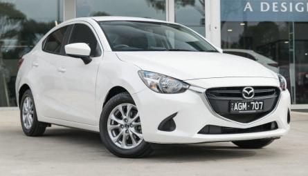 2015  Mazda 2 Maxx Sedan