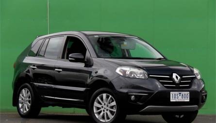 2013 Renault Koleos Privilege Wagon