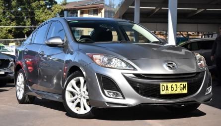 2009  Mazda 3 Sp25 Sedan