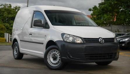 2012  Volkswagen Caddy Tdi250 Van