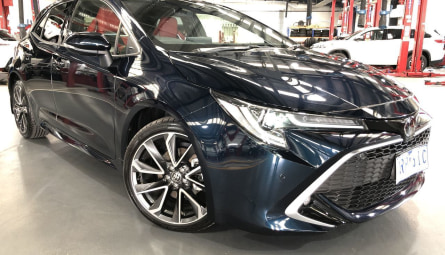 2020 Toyota Corolla ZR Hatchback