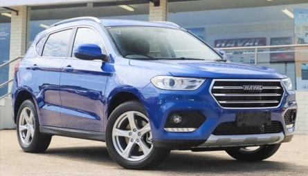 2020  Haval H2 Lux Wagon