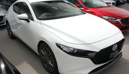 2020  Mazda 3 G25 Gt Hatchback