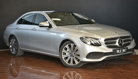 2020  Mercedes-Benz E-Class E200 Sedan