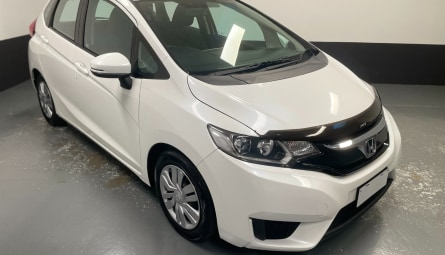 2014 Honda Jazz VTi Hatchback