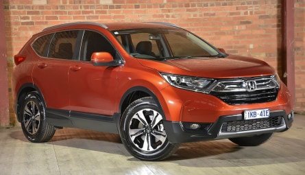 2018  Honda CR-V Vti Wagon