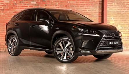 2018 Lexus NX NX300 Sports Luxury Wagon