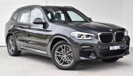 2020 BMW X3 sDrive20i Wagon