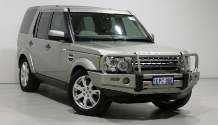 2011  Land Rover Discovery 4 Sdv6 Se Wagon