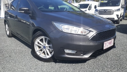 2015  Ford Focus Trend Hatchback