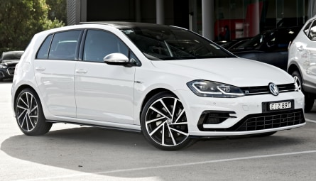 2020  Volkswagen Golf R Hatchback