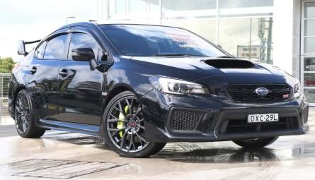 2018 Subaru WRX STI Premium Sedan