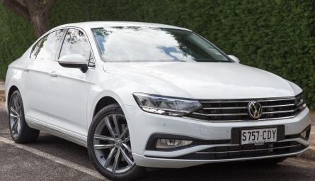 2019  Volkswagen Passat 140tsi Business Sedan