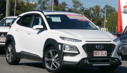 2019  Hyundai Kona Highlander Wagon