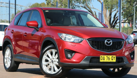 2012 Mazda CX-5 Grand Touring Wagon