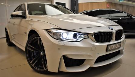 2015  BMW M3Sedan