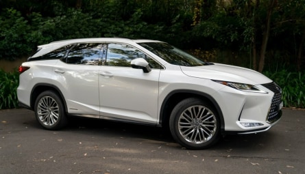 2019  Lexus RX Rx450hl Sports Luxury Wagon