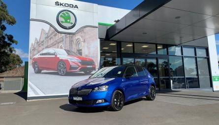 2021  SKODA Fabia 81tsi Run-out Edition Hatchback