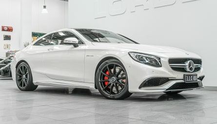 2015 Mercedes-AMG S63 S63 AMG Coupe