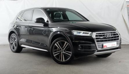 2017  Audi Q5 Tfsi Sport Wagon
