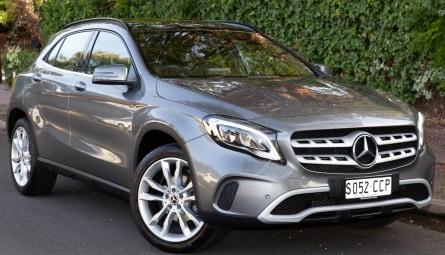 2019 Mercedes-Benz GLA-Class GLA180 Wagon