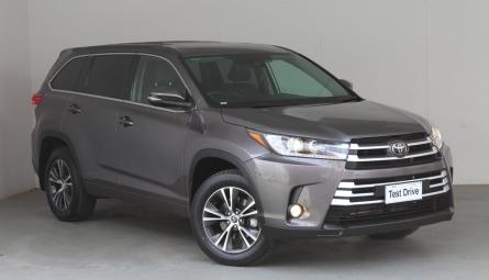 2019  Toyota Kluger Gx Wagon
