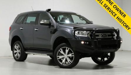 2015  Ford Everest Titanium Wagon
