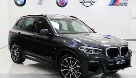 2017 BMW X3 xDrive30i Wagon