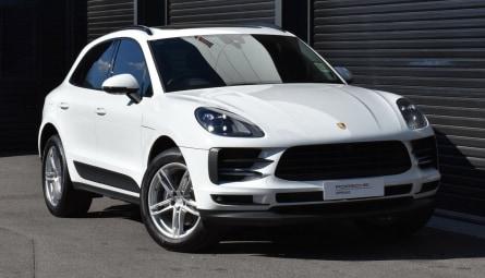 2020  Porsche MacanWagon