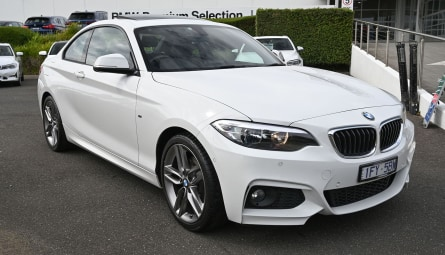2016 BMW 2 Series 220i M Sport Coupe