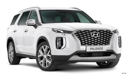 2020  Hyundai Palisade Highlander Wagon