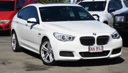 2014  BMW 5 Series 520d M Sport Gran Turismo