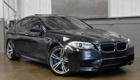 2012  BMW M5Sedan