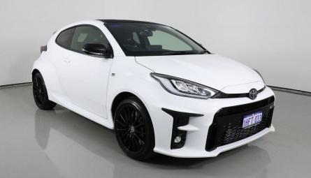 2021  Toyota GR Yaris Gr Hatchback