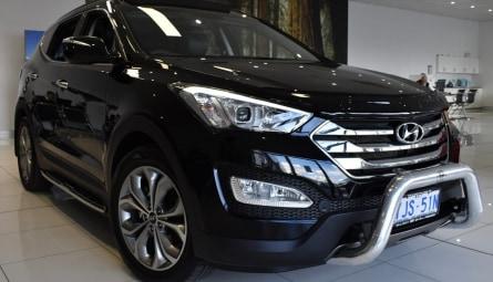 2013  Hyundai Santa Fe Highlander Wagon