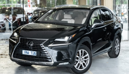 2020 Lexus NX NX300 Luxury Wagon