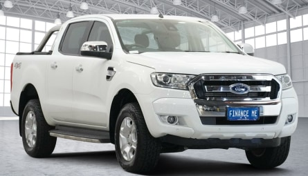 2016  Ford Ranger Xlt Utility Double Cab