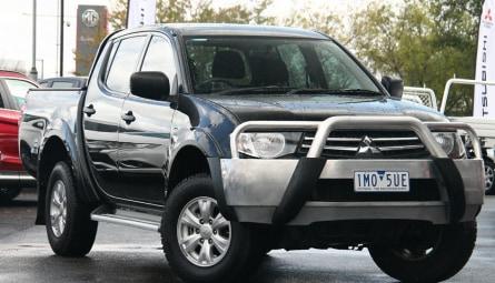 2015 Mitsubishi Triton GLX Utility Double Cab