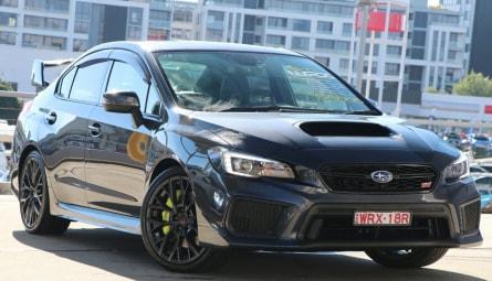2017  Subaru WRX Sti Spec.r Sedan