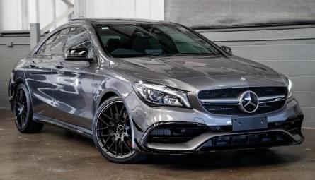 2017  Mercedes-Benz CLA-Class Cla45 Amg Coupe