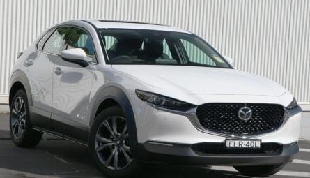 2020 Mazda CX-30 X20 Astina Wagon