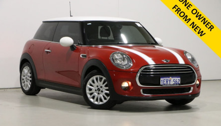 2015 Mini Cooper Cooper Hatchback
