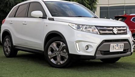 2017 Suzuki Vitara RT-S Wagon
