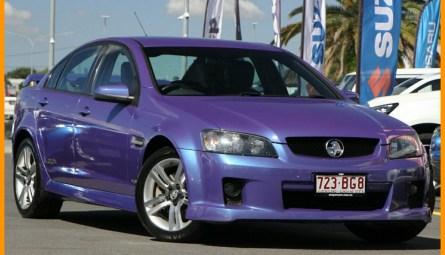 2007 Holden Commodore SS Sedan