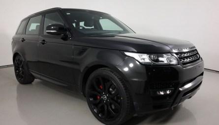 2015  Land Rover Range Rover Tdv6 Se Wagon