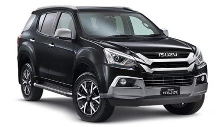 2020  Isuzu UTE MU-X Ls-t Wagon