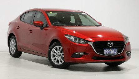2017  Mazda 3 Neo Sedan