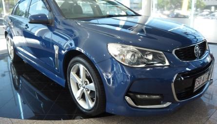 2016  Holden Commodore Sv6 Sedan