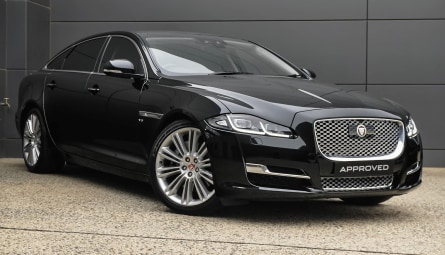 2018 Jaguar XJ Premium Luxury Sedan