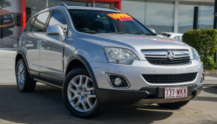 2012 Holden Captiva 5 Wagon